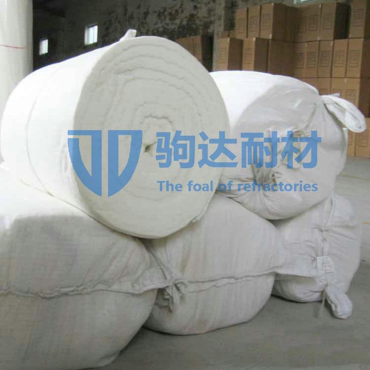 氧化铝纤维毯